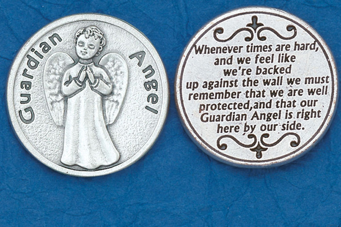 Guardian Angel Pocket Token (1)